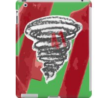 cyclone 41 iPad Case/Skin