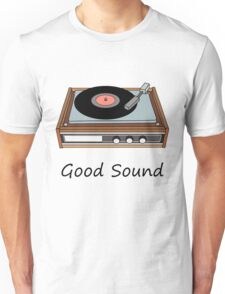 Vinyl,Record, Player Unisex T-Shirt