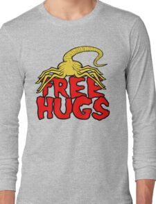 Free Face Hugs Long Sleeve T-Shirt