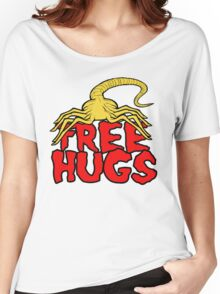 Free Face Hugs Women's Relaxed Fit T-Shirt