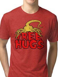 Free Face Hugs Tri-blend T-Shirt