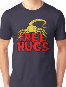 Free Face Hugs Unisex T-Shirt