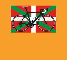 Bike Flag Basque (Big - Highlight) Unisex T-Shirt
