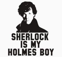 Holmes Boy by mcnasty