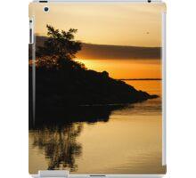 Orange Sunrise iPad Case/Skin
