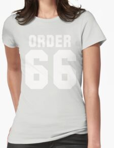 Order 66ers Womens Fitted T-Shirt