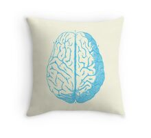 Anatomical Brain Throw Pillow