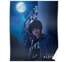 ALEIST the Time Traveler Poster