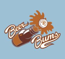 Beer Bums Kids Clothes