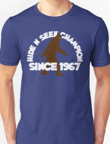 1967 Hide N Seek Champion T-Shirt