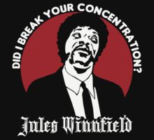 Jules Winnfield logo by Buby87