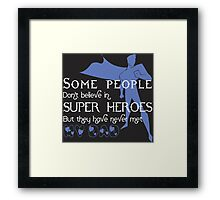 Father's Day Framed Print