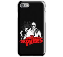 The Abominable Dr.Phibes iPhone Case/Skin