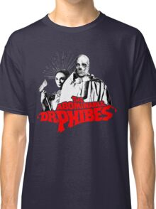 The Abominable Dr.Phibes Classic T-Shirt