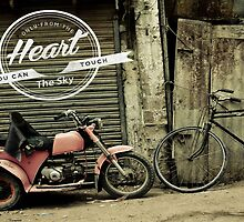 Only From The Heart by Ozair Rao