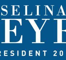 Selina Meyer 2016 Sticker