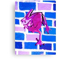 Leap Frog 2 Canvas Print