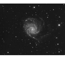 Messier 101 Photographic Print