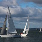 sailing - Hobart by gaylene