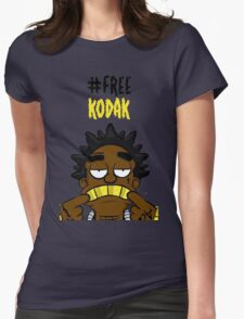 #Free Kodak Womens Fitted T-Shirt