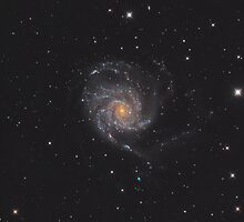 Messier 101 by johnrtaylor