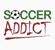 Soccer Addict by denip