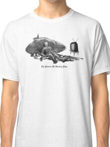 The Deserter of Working Days Classic T-Shirt