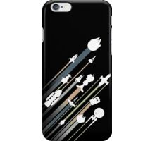 All over galaxy iPhone Case/Skin