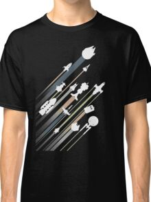 All over galaxy Classic T-Shirt