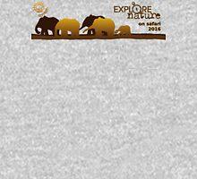 Explore Nature Echidna Walkabout On Safari 2016 Unisex T-Shirt