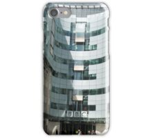 The BBC At Home in London iPhone Case/Skin