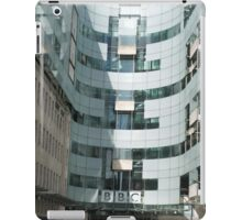 The BBC At Home in London iPad Case/Skin
