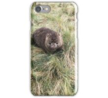Wombat iPhone Case/Skin