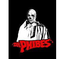 Dr. Phibes Photographic Print