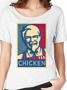 KFC Hope Women's Relaxed Fit T-Shirt