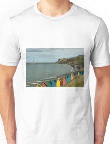 SEASIDE HUTS Unisex T-Shirt