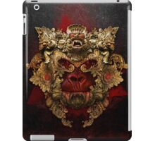 Planet of the Vampire Apes iPad Case/Skin