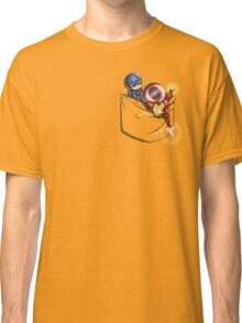 Pocket War Classic T-Shirt