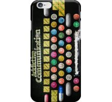 Addictive Communication iPhone Case/Skin