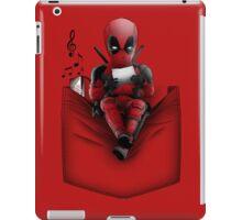 Ugly Pocket iPad Case/Skin
