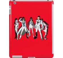 Satsuki and the Elite Four iPad Case/Skin