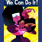 """""""We"""" Can Do it! // Garnet Steven Universe Poster by hocapontas"""