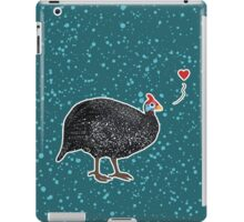 Guinea Fowl love iPad Case/Skin