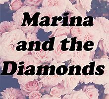 Marina And The Diamonds by mreedd