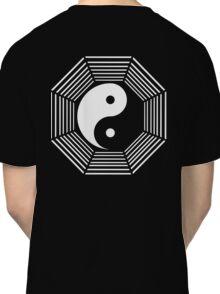 yin yang octagon symbol Classic T-Shirt