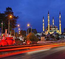 Selimiye Mosque - Edirne, Turkey by Hercules Milas