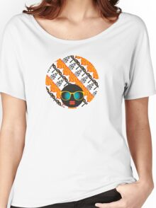 Orange garden Women's Relaxed Fit T-Shirt