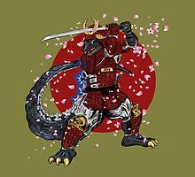 SAMURAI-GOJI by KAMLEE