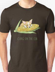 Corg on the Cob Unisex T-Shirt