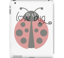 Lovebug  iPad Case/Skin